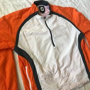 FootJoy Golf Pullover Windbreaker Jacket